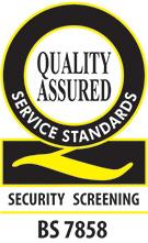 QA Service Standards BS-7858