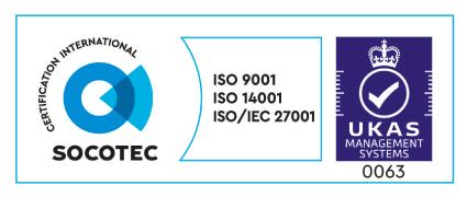 Socotec ISO Logo